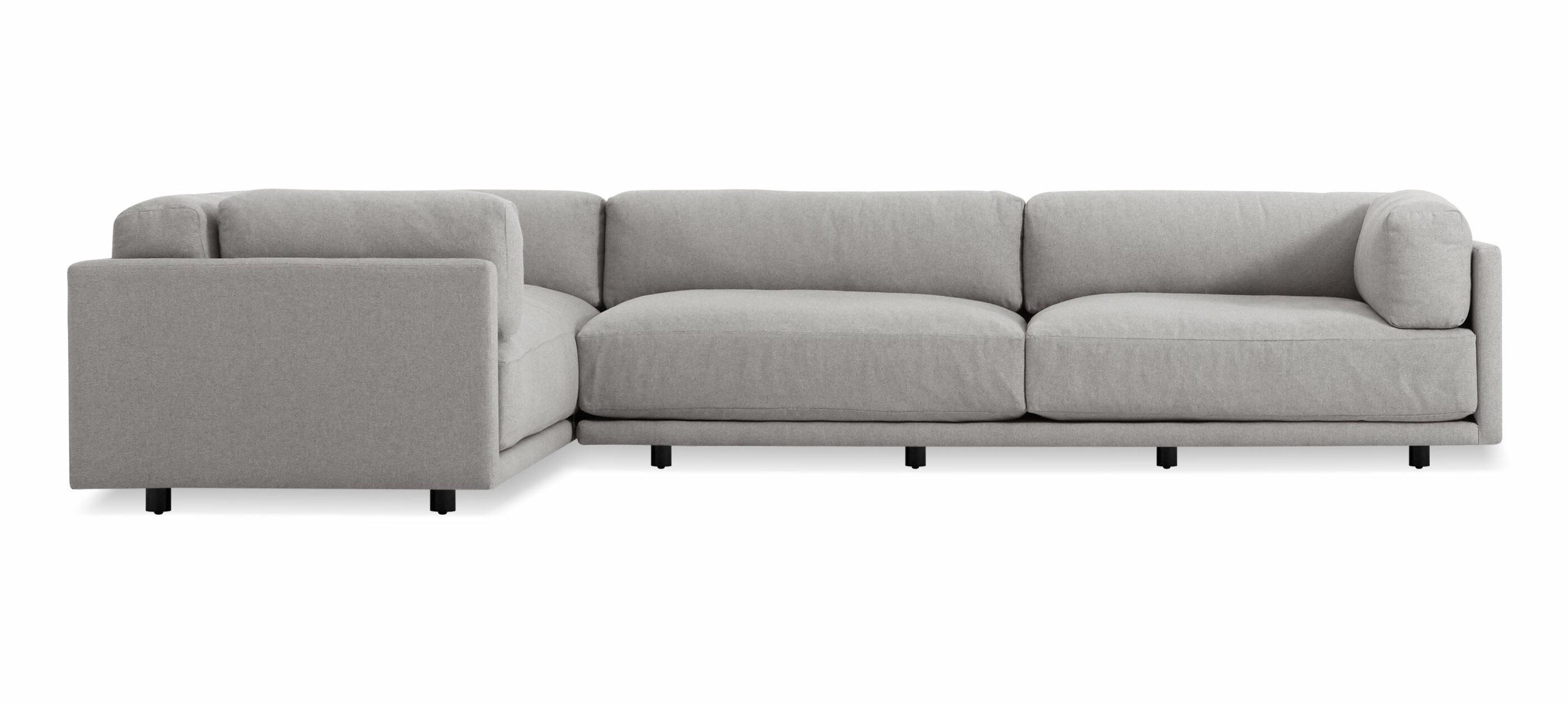 Blu Dot Sunday Right L Sectional Sofa