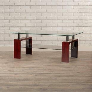 Price comparison Palmer Square Coffee Table ByWrought Studio