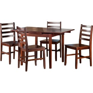 Shaws 5 Piece Extendable Dining Set