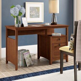 Josepha 2 Drawer Writing Desk by DarHome Co Wonderful