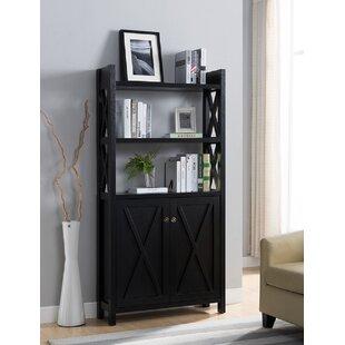 Gracie Oaks Schooley Modern Contemporary Design Display Standard Bookcase