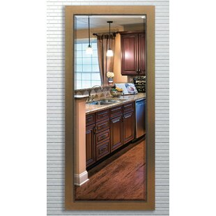 Darby Home Co Beveled Gold Wall Mirror