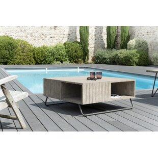Worden Teak Coffee Table By Sol 72 Outdoor