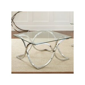 Leonardo Coffee Table by Steve Silver Furniture