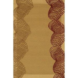 Krysta Modern Wool Rug