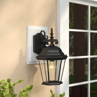 Price comparison Bellver Outdoor Wall Lantern By Astoria Grand