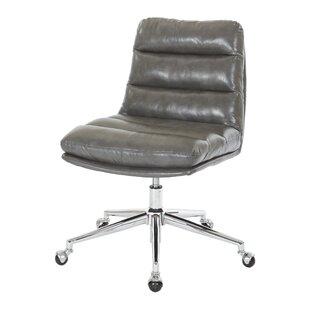 Greyleigh Manhattan Tufted Mid-Back Office Chair