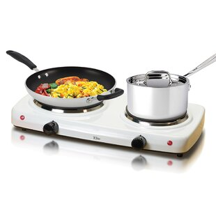 Cuisine Electric Double Burner