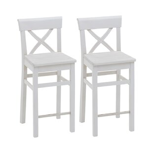 Bar Stool (Set Of 2) By August Grove
