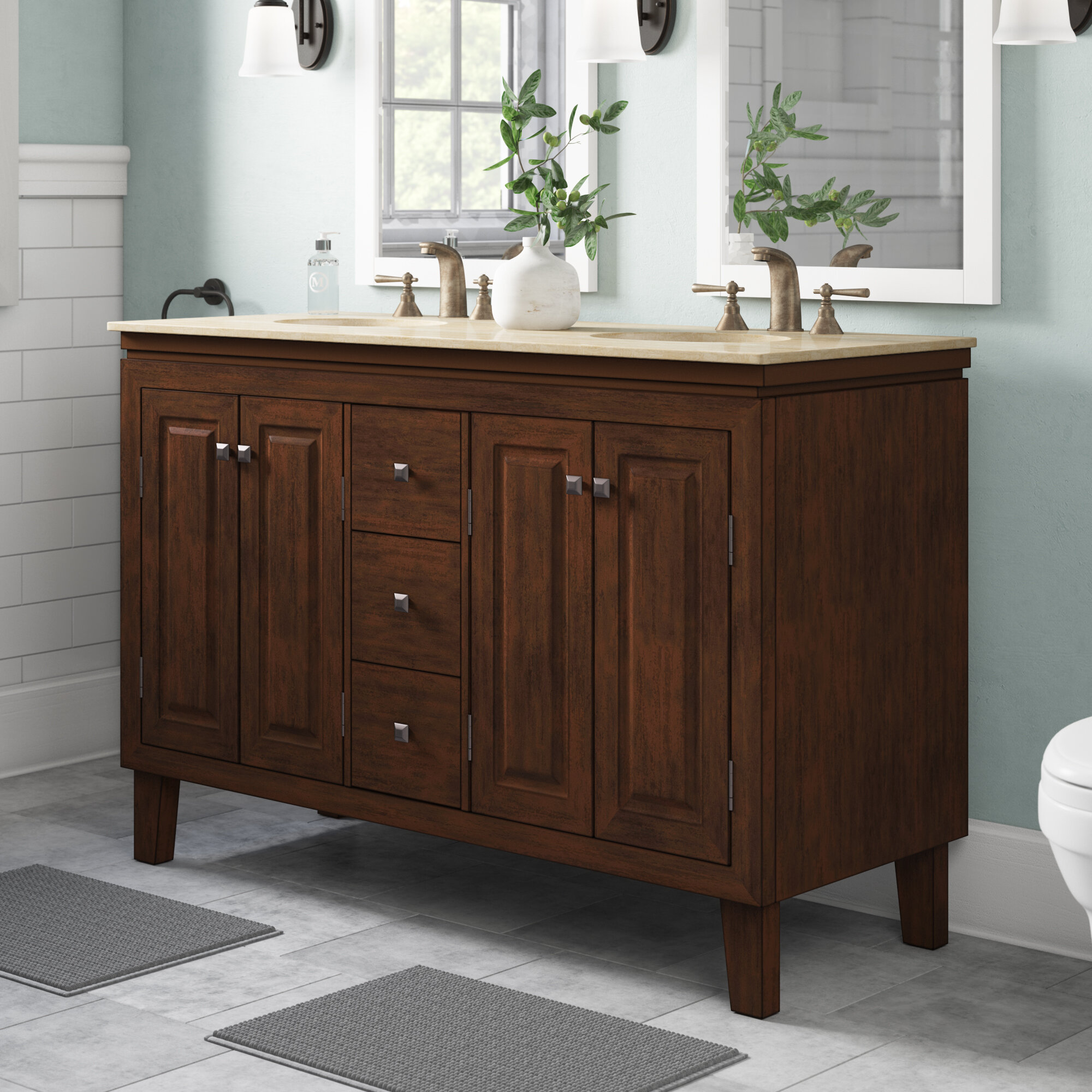 51 55 Bathroom Vanities You Ll Love In 2021 Wayfair