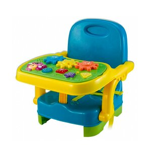 Compare & Buy Macsen Musical Baby Booster Kids Chair By Zoomie Kids