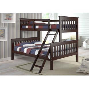 Solar Twin over Full Standard Bunk Bed by Harriet Bee