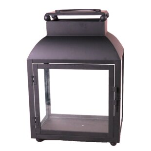 Savings Iron Lantern By Darby Home Co