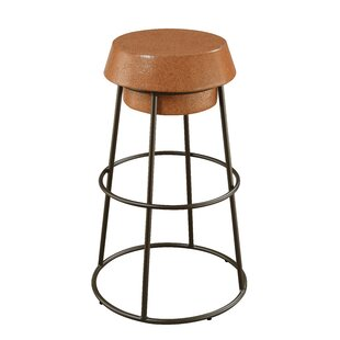 Williston Forge Morency Backless 30 Bar Stool
