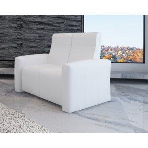 Sofa aus Echtleder von Home Etc