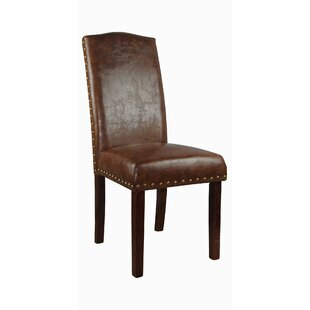 Castilian Upholstered Dining Chair (Set o..