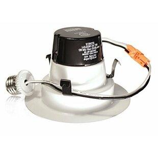 Sunco Lighting 11W 3000K Baffle LED Retrofit Downlight (Set of 10)