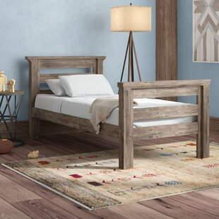 Elise Twin Slat Bed by Grovelane Teen Modern