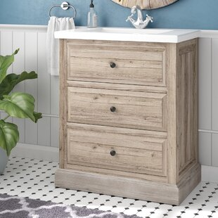 Clemmie 30 Single Bathroom Vanity Set