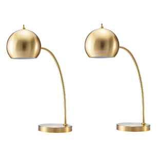 Nilsa 24 Arched Table Lamp (Set of 2)