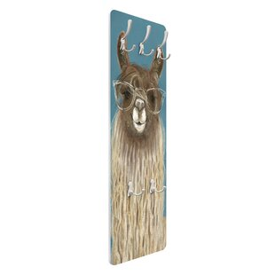 III Wall Mounted Coat Rack By Symple Stuff