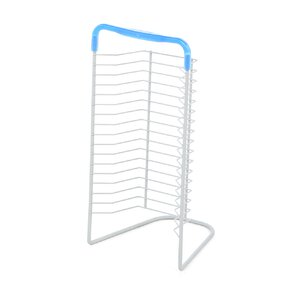 16 Blu-Ray Multimedia Wire Rack by Symple Stuff
