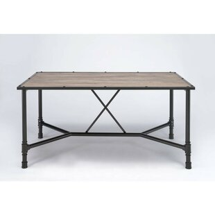 Camire Rectangular Solid Wood Dining Table by Williston Forge
