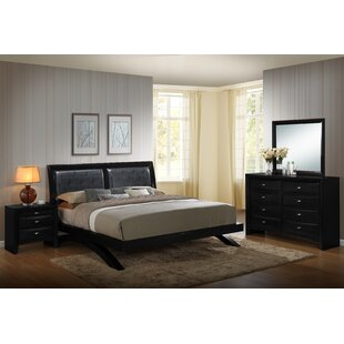 Plumwood 4 Piece Bedroom Set