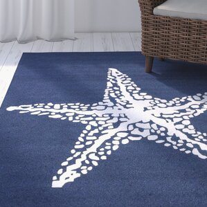 macy blue marine area rug