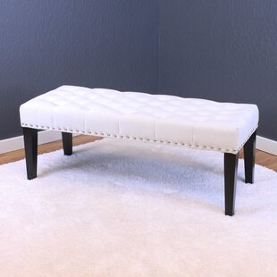Willa Arlo Interiors Erling Upholstered Bench