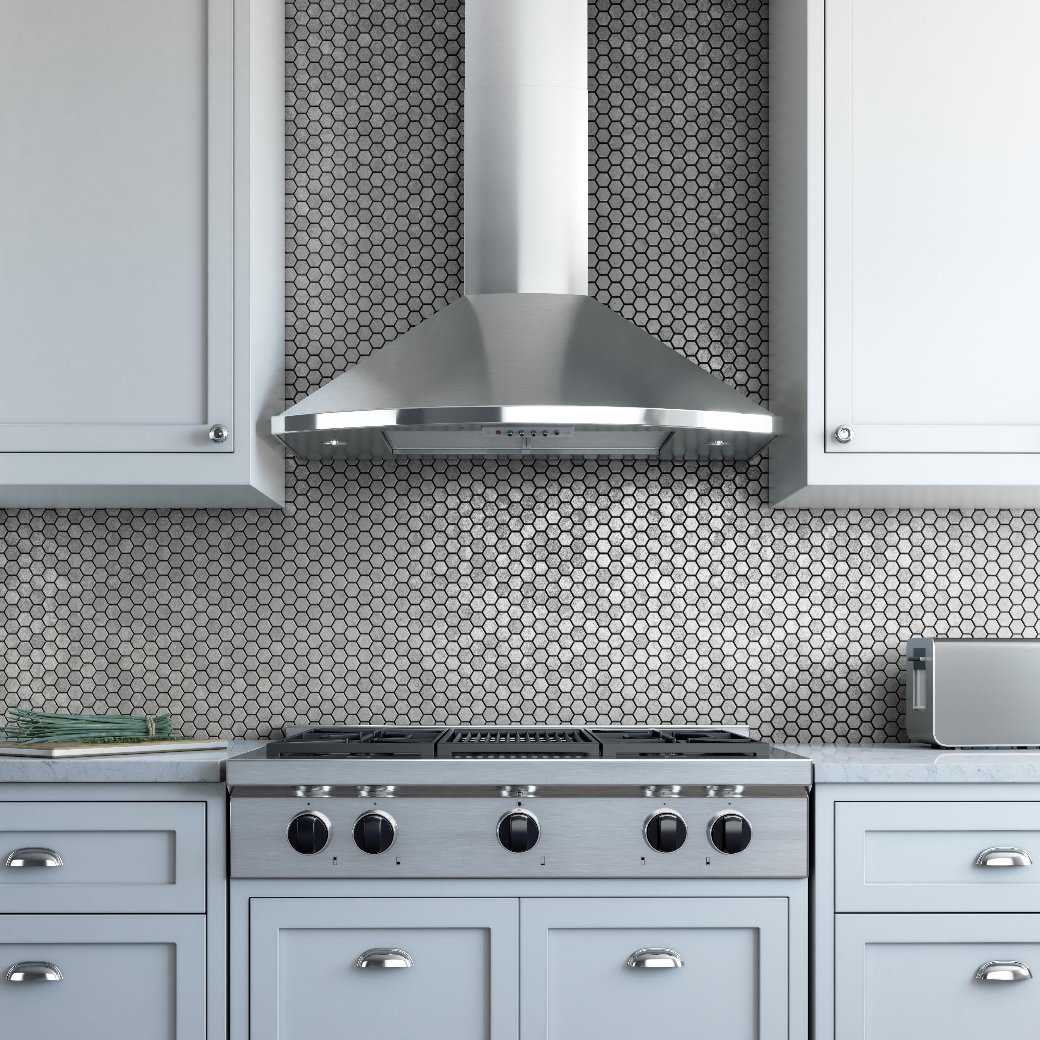 Xo Appliance 30 Fabriano 395 Cfm Convertible Wall Mount Range Hood Reviews Wayfair