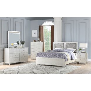 Wayman Panel Configurable Bedroom Set