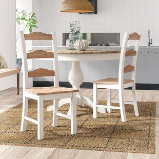 solid oak chairs wayfair co uk