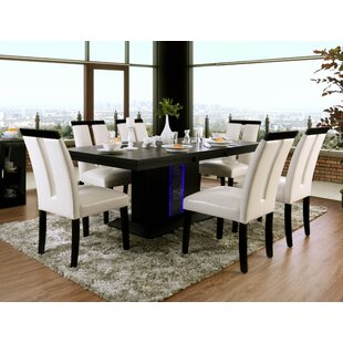 Reviews Tacconi Dining Table By Orren Ellis