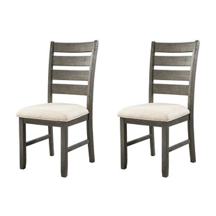 Latitude Run Donna Side Chair (Set of 2)