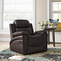Deals on Andover Mills Reclining Heated Full Body Massage Chair