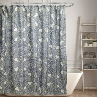 Find the perfect Modesto Canvas Shower Curtain By Red Barrel Studio