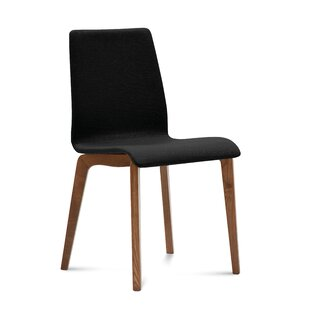 Jude-L Upholstered Dining Chair (Set of 2) Domitalia