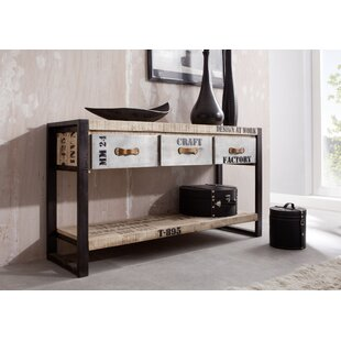 Factory Console Table By Massivmoebel24
