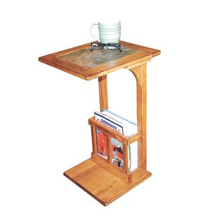 Fresno Console End Table by Loon Peak