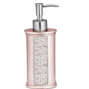 Online Reviews Rivet Pump Lotion Dispenser ByWilla Arlo Interiors