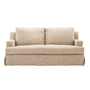 Blanch T-Cushion Loveseat Slipcover by EQ3