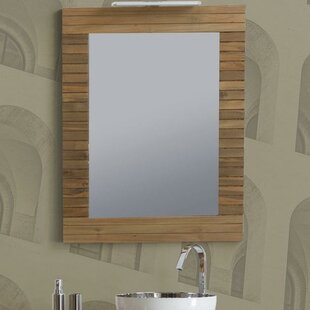 Find for Smoak Stripes Wall Mirror By Orren Ellis