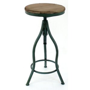 Adjustable Height Bar Stool by Teton Home
