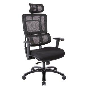 Latitude Run Pierro Ergonomic Mesh Task Chair
