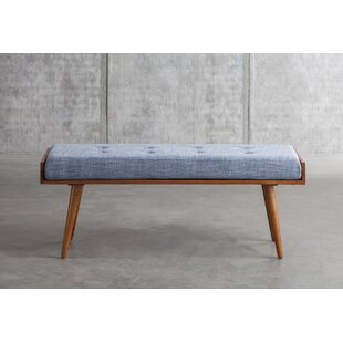 Aysel Upholstered Bench by Porthos Home