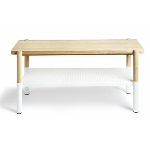 Umbra Promenade Wood Storage Bench