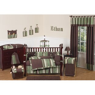 Affordable Price Ethan 9 Piece Crib Bedding Set By Sweet Jojo Designs