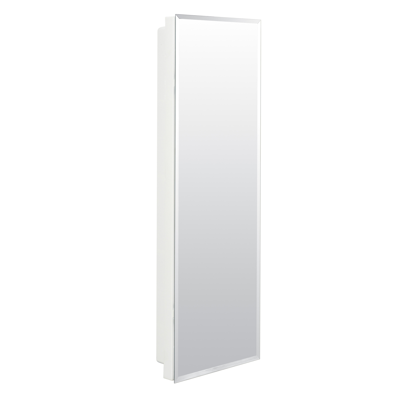 Stupendous Ginnifer 12 X 36 Recessed Medicine Cabinet With 4 Adjustable Shelves Download Free Architecture Designs Pendunizatbritishbridgeorg