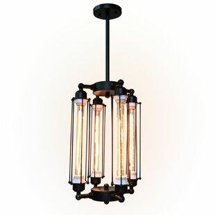 4-Light Chandelier by Westmen Lights